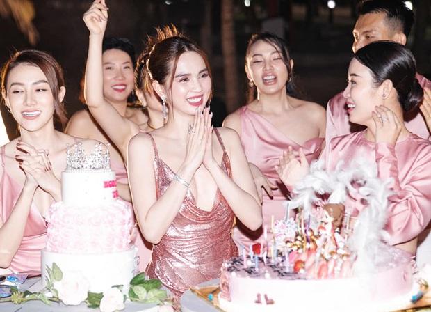Clip đập hộp sinh nhật của Ngọc Trinh: 30s chốt luôn đồng hồ 1,8 tỷ, số tiền nuôi heo sau 7 tháng gây choáng - Ảnh 10.