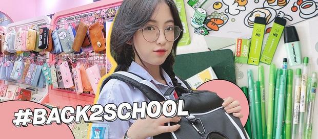 Tiểu thư YouTuber Jenny Huỳnh khai thật trong cặp có gì, tiết lộ vật quan trọng nhất khi đi học không phải sách vở - Ảnh 5.