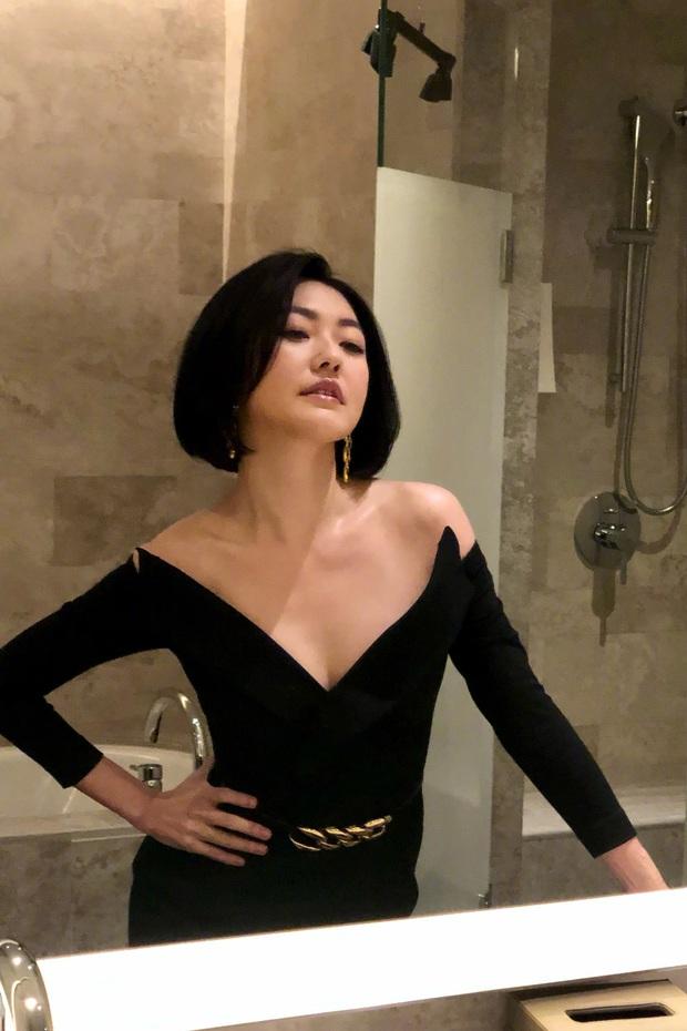 Con gái 14 tuổi của Tiểu S gây sốt khi lần đầu tham gia sự kiện: Vóc dáng như người mẫu, át cả bà mẹ sexy nhờ chiều cao - Ảnh 9.