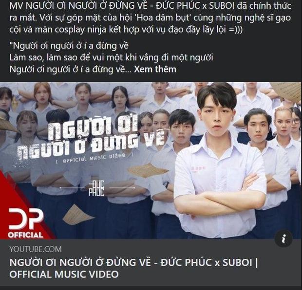 Dân mạng phản ứng trái chiều về màn comeback của Ngô Kiến Huy và Đức Phúc: MV rất hay nhưng không bằng các sản phẩm trước? - Ảnh 6.