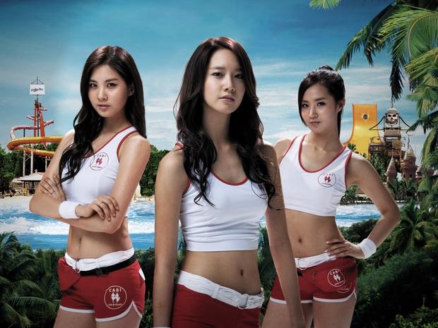 10 tam giác Bermuda nhan sắc đỉnh nhất Kpop: Dàn soái ca BTS được thế giới công nhận, 3 nữ thần SNSD giống đến phát lú - Ảnh 3.