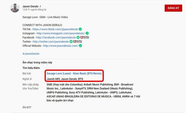 Đỉnh như BTS: nhảy cover sương sương hit của Jason Derulo, chính chủ mời góp giọng luôn trong bản remix? - Ảnh 4.