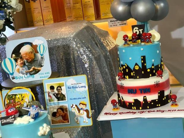 Chồng cũ Nhật Kim Anh đăng ảnh sinh nhật con trai, hình ảnh mẹ con nữ ca sĩ bỗng dưng không cánh mà bay - Ảnh 6.