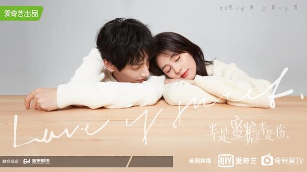 La Vân Hi - Bạch Lộc lên phim mạnh bạo nhưng ở hậu trường lại vật lộn mệt nghỉ mới diễn xong cảnh hôn - Ảnh 9.