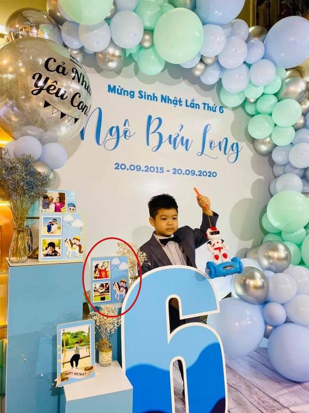 Chồng cũ Nhật Kim Anh đăng ảnh sinh nhật con trai, hình ảnh mẹ con nữ ca sĩ bỗng dưng không cánh mà bay - Ảnh 2.