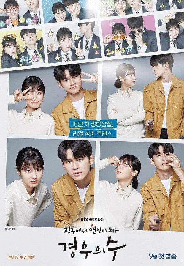 Review Hơn Cả Tình Bạn: Đơn phương 10 năm nhưng êm đềm đến lạ, ưng mắt nhất màn vô vai ngọt xớt của Ong Seong Woo - Ảnh 2.