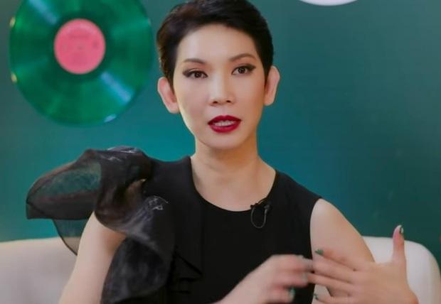 Xuân Lan tố bị Trọng Hưng công kích từ Fanpage đến YouTube sau khi tiết lộ cuộc gọi nghi vấn kể xấu Âu Hà My trên talkshow - Ảnh 4.