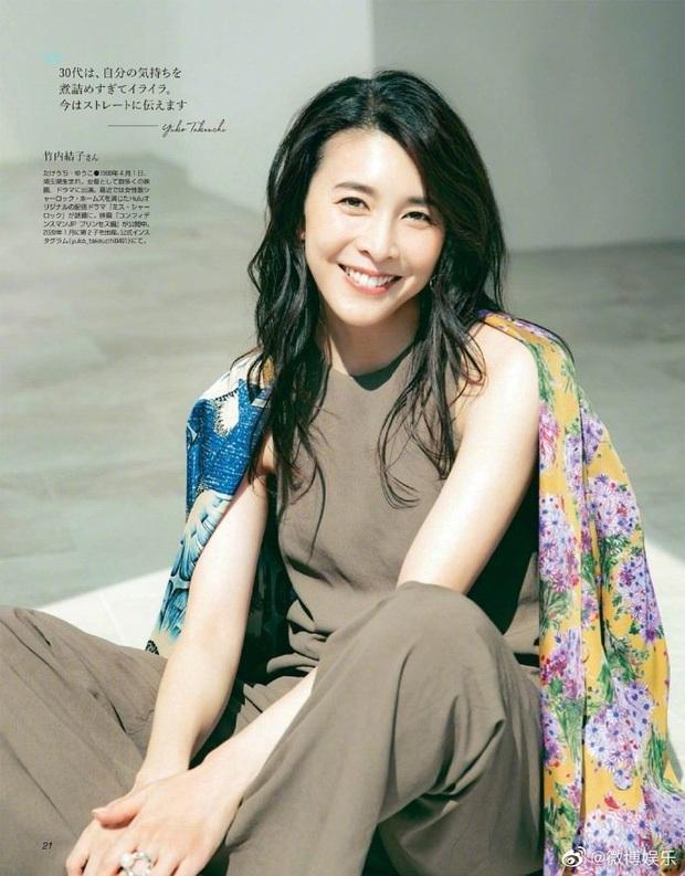 Chỉ trong 2 tháng, Jbiz phải đón nhận vụ tự tử thứ 4: Nữ hoàng nước mắt Yuko Takeuchi qua đời sau 8 tháng sinh con thứ 2 - Ảnh 4.
