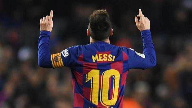 Messi và sự hồi tưởng về khoảng thời gian khó khăn với căn bệnh hiếm gặp - Ảnh 3.