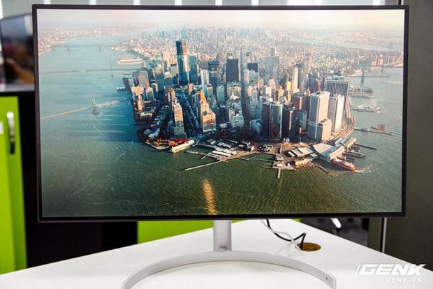 Trải nghiệm nhanh màn hình LG UltraFine Display 4K dành cho dân đồ hoạ: thiết kế tinh tế, hiển thị ấn tượng - Ảnh 24.
