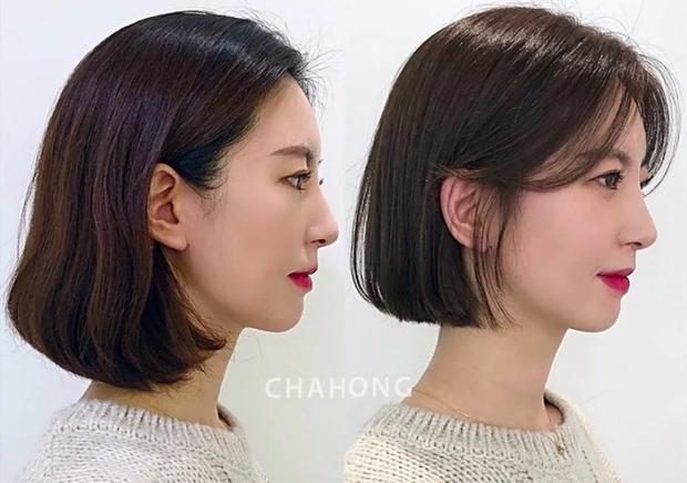 Trán ngắn mấy vẫn có chiêu để tóc mái giấu nhược điểm và 2 kiểu chị em cần tránh xa - Ảnh 7.