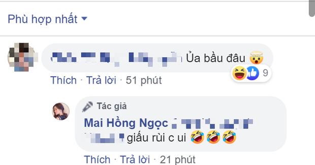 Đông Nhi khoe eo thon bất ngờ ở giai đoạn cuối thai kỳ, netizen liền thắc mắc và nhận được câu trả lời từ chính chủ - Ảnh 3.
