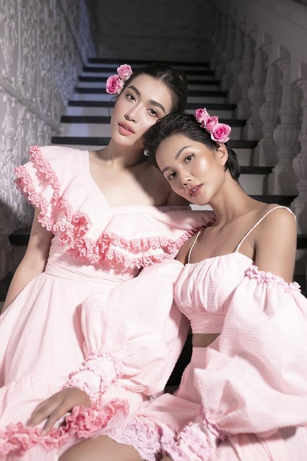 Lệ Hằng đăng ảnh H'Hen Niê và bạn trai bên nhau, còn tiết lộ luôn tình trạng hiện tại của cặp đôi - Ảnh 3.