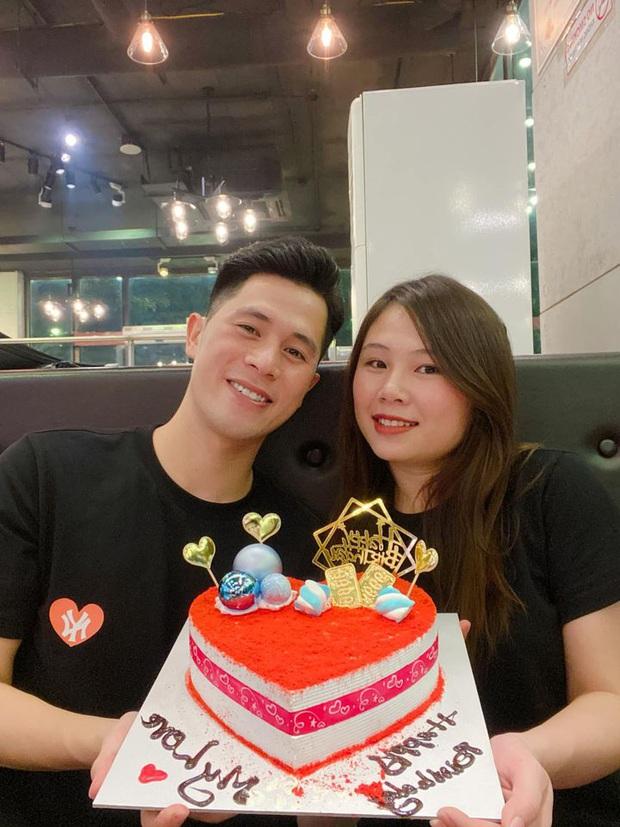 Duy Mạnh xúi bạn gái Đình Trọng: Bắt Trọng cưới đi em - Ảnh 3.