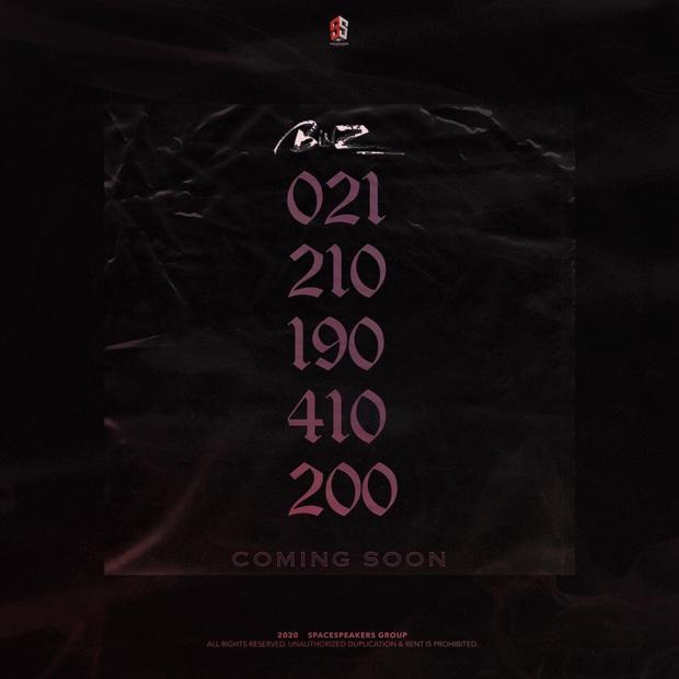 Binz tung ảnh báo 5 cặp số đáng ngờ nhưng nhìn qua tưởng... BLACKPINK nhá hàng album mới, đến Soytiet cũng bị gọi hồn - Ảnh 2.