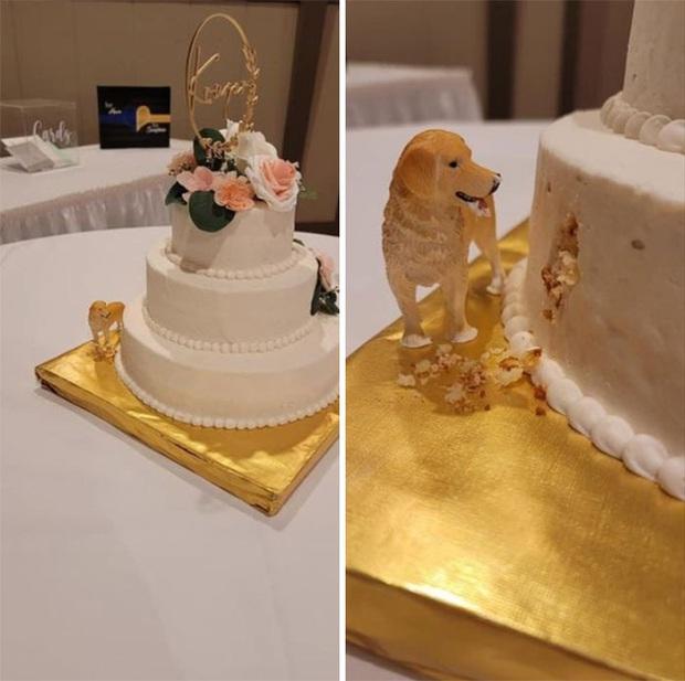 """Mạng xã hội """"bùng nổ"""" trước những chiếc bánh cưới độc lạ nhất hành tinh, bất ngờ hơn cả là phiên bản hoành tráng của nữ hoàng Elizabeth II - Ảnh 3."""