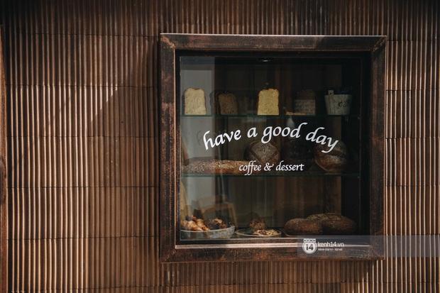 Thêm một quán cafe cực xinh tại Hà Nội, chưa kịp khai trương đã thấy xếp hàng dài chụp ảnh - Ảnh 8.