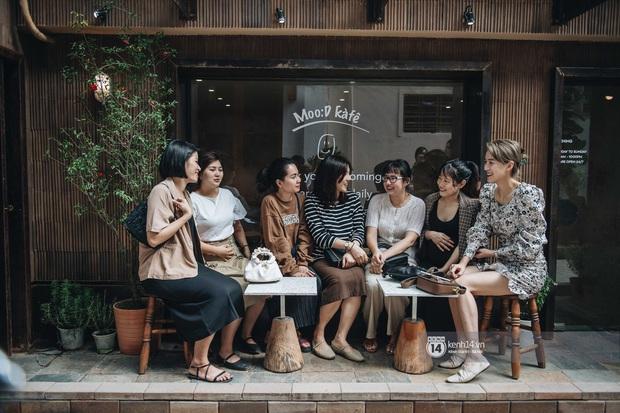 Thêm một quán cafe cực xinh tại Hà Nội, chưa kịp khai trương đã thấy xếp hàng dài chụp ảnh - Ảnh 3.