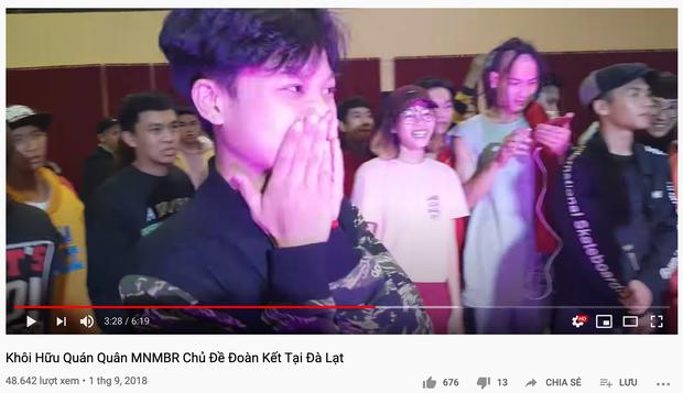 Ấn tượng học trò team Suboi bỏ đại học để đi thi Rap Việt, thua ở vòng đối đầu nhưng lội ngược dòng giật tấm vé vớt đầy ngoạn mục! - Ảnh 7.
