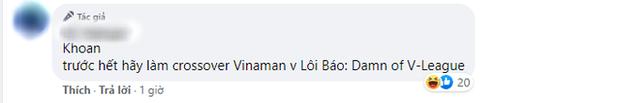 Netizen Việt hí hửng lập đội siêu anh hùng Việt: Ròm và Hai Phượng góp mặt, Vinaman mới nhú của Ngô Thanh Vân cũng có tên - Ảnh 9.