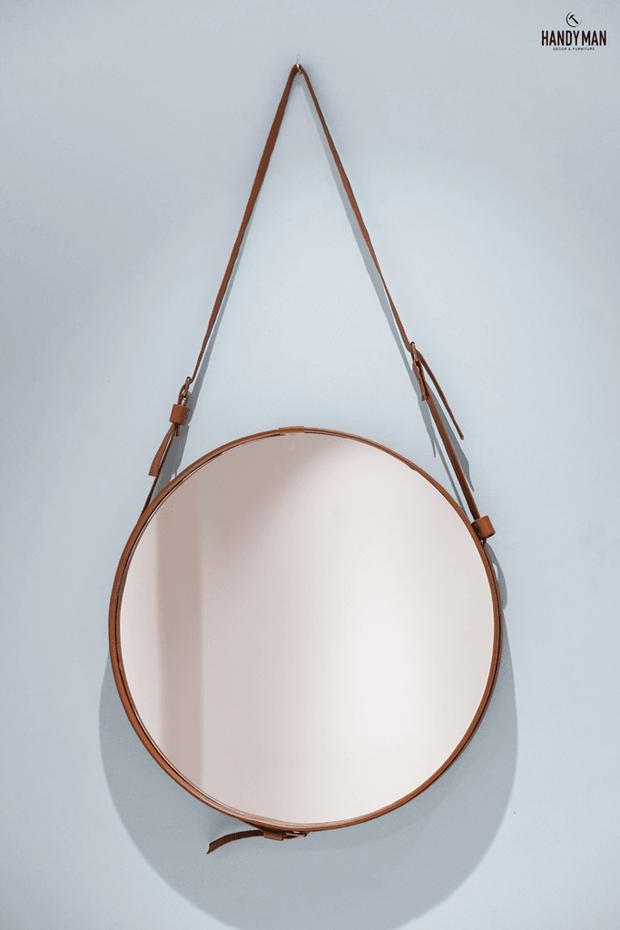 Gương tròn treo tường: Không chỉ lấp đầy khoảng trống mà còn khiến nhà xinh đẹp xịn chuẩn Hàn - Ảnh 6.
