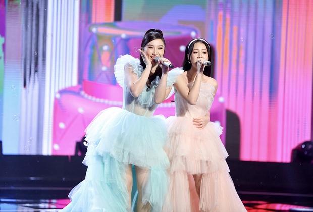 Bảo Thy kết hợp cùng AMEE: Cuộc chuyển giao vương miện của 2 công chúa Vpop trên sân khấu - Ảnh 3.