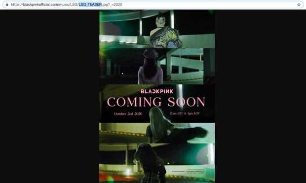 BLACKPINK hé lộ poster đủ 4 thành viên và tên bài chủ đề, fan giả bộ bất ngờ chứ đoán trúng phóc từ lâu rồi! - Ảnh 3.