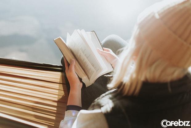 Đọc sách, có thể giải quyết 80% những mơ hồ, mất phương hướng  - Ảnh 2.