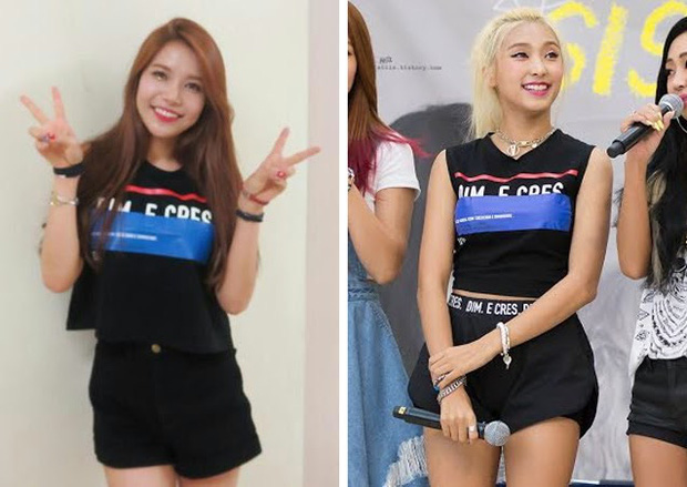 Tiết lộ từ cựu idol Kpop: Nhiều sao không đơn giản là đụng hàng đâu, họ thực sự mặc lại đồ của nhau đấy! - Ảnh 3.