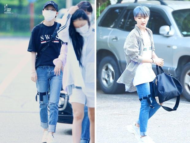 Tiết lộ từ cựu idol Kpop: Nhiều sao không đơn giản là đụng hàng đâu, họ thực sự mặc lại đồ của nhau đấy! - Ảnh 4.