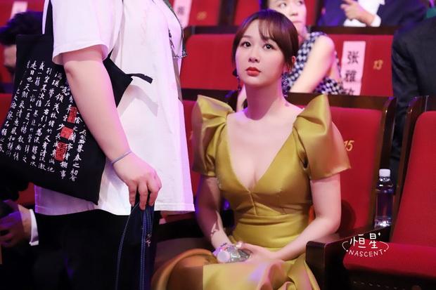 Tranh cãi gay gắt: Dương Tử cố tình chơi trội, bất lịch sự khi diện váy vàng nổi bật giữa dàn sao mặc đồ đen trắng? - Ảnh 10.