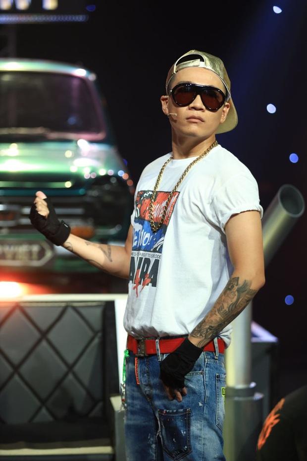Cú lột xác ngoạn mục của dàn HLV sau Rap Việt: Hóa hết thành ông hoàng bà chúa MXH, Binz - Karik đắt show, Wowy và Suboi thành hiện tượng - Ảnh 16.
