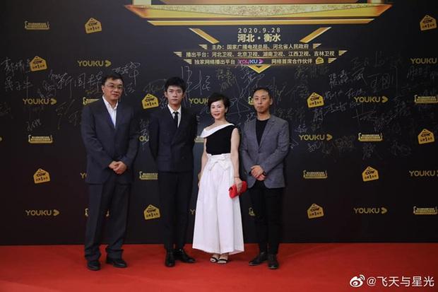 Thảm đỏ lễ trao giải Phi Thiên Tinh Quang 2020: Mỹ nhân 30 Chưa Phải Là Hết chiếm trọn spotlight đánh bật đàn chị Tôn Lệ  - Ảnh 2.
