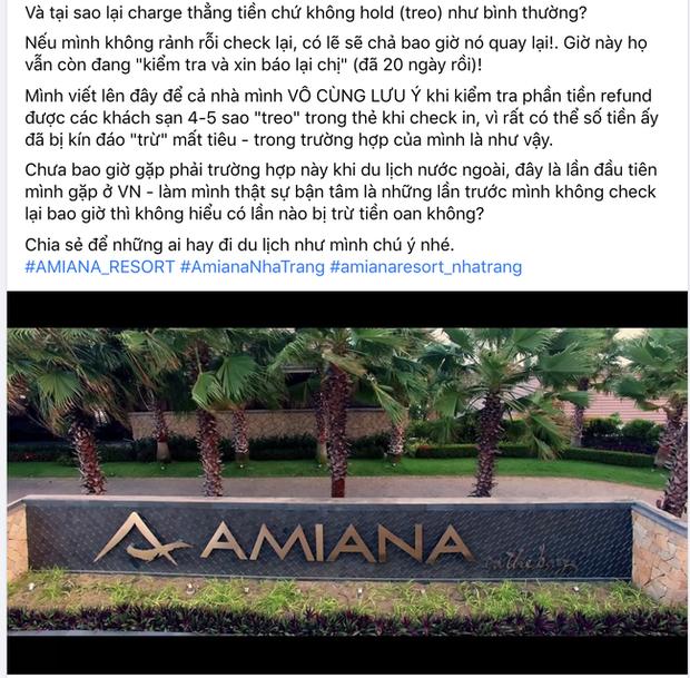 Resort 5 sao ở Nha Trang bị tố làm ăn bất tín, lật lọng, ôm tiền đặt cọc của khách 2 tháng chưa trả? - Ảnh 2.