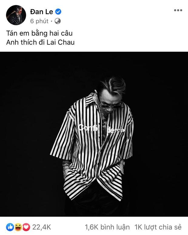 Cú lột xác ngoạn mục của dàn HLV sau Rap Việt: Hóa hết thành ông hoàng bà chúa MXH, Binz - Karik đắt show, Wowy và Suboi thành hiện tượng - Ảnh 13.