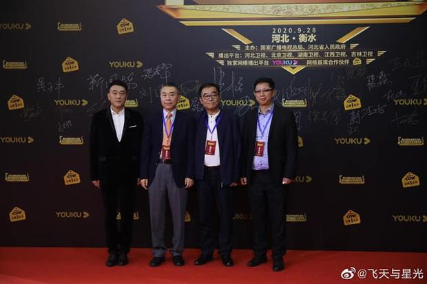Thảm đỏ lễ trao giải Phi Thiên Tinh Quang 2020: Mỹ nhân 30 Chưa Phải Là Hết chiếm trọn spotlight đánh bật đàn chị Tôn Lệ  - Ảnh 6.