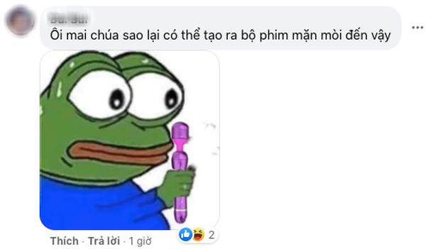 """Fan Việt sởn da gà với phim """"tình người duyên bạch tuộc"""" gây ám ảnh: """"Xem mà suy sụp tinh thần luôn á!"""" - Ảnh 8."""