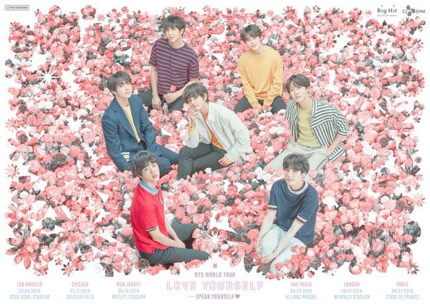 BTS mới tung tên album mà fan đã trổ tài thám tử: Tựa đề khẳng định nhóm mãi mãi 7 người, ẩn chứa lời hứa cảm động với ARMY? - Ảnh 4.