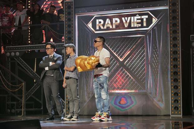 Ấn tượng học trò team Suboi bỏ đại học để đi thi Rap Việt, thua ở vòng đối đầu nhưng lội ngược dòng giật tấm vé vớt đầy ngoạn mục! - Ảnh 5.