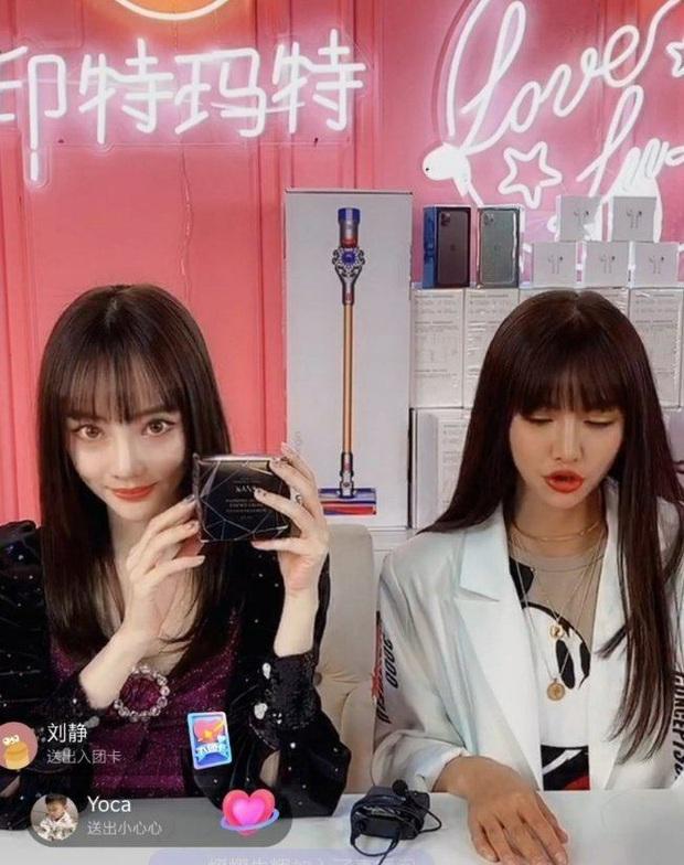 Phạm Gia, Dương Mịch, Angela Baby đổ xô đi livestream bán hàng: Người gây choáng vì doanh thu khủng, người lại hơi fail - Ảnh 9.