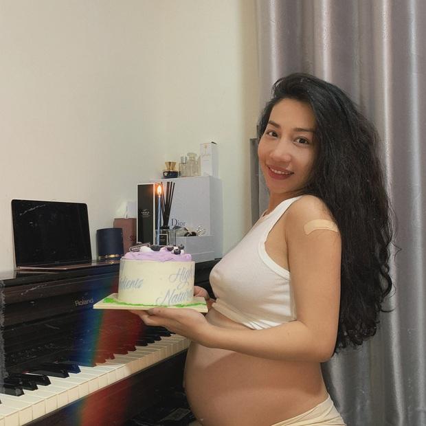 Hằng BingBoong chính thức hạ sinh con trai đầu lòng khi bạn trai người Pháp gốc Việt vẫn kẹt ở trời Tây - Ảnh 5.