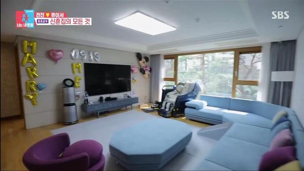 Sau hôn lễ hot nhất xứ Hàn, nam thần Shinhwa lên truyền hình kể về vợ: Đẹp như minh tinh, không thể xa nàng quá 1km, 24 tiếng - Ảnh 6.