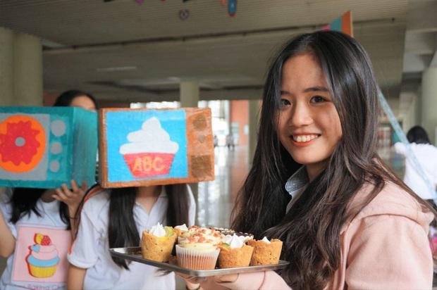 Làm món Tây sang chảnh bằng nguyên liệu rẻ bèo made in Vietnam, nhóm học sinh Hà Nội khiến dân tình chảy nước miếng vì quá ngon - Ảnh 3.