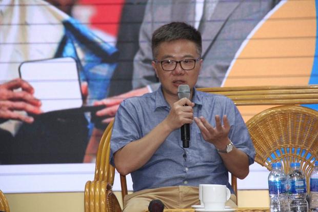 Bức ảnh hội tụ khối tài sản đình đám của làng Toán học Việt Nam: 3 Huy chương Vàng Olympic quốc tế, 1 giải Nobel Toán học - Ảnh 2.