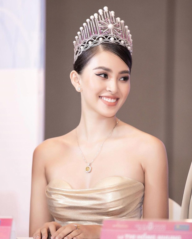 Cuộc đua tìm người kế nhiệm đang nóng, Hoa hậu Việt Nam Tiểu Vy tung bộ ảnh khoe body và thần thái lột xác rõ rệt sau 2 năm - Ảnh 7.