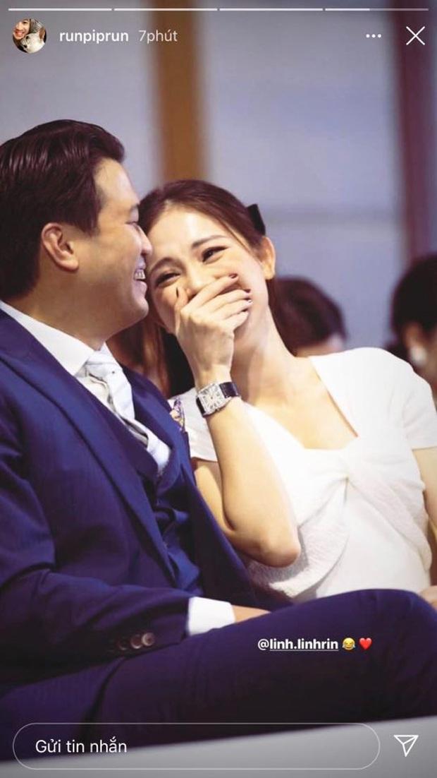 Linh Rin sắp trở thành cô gái cười tươi nhất khi ở cạnh người yêu, cứ coi mấy ảnh gần đây là biết! - Ảnh 1.