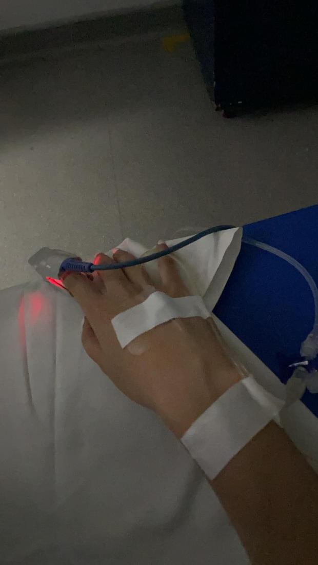 Mai Phương Thuý khiến fan lo lắng khi đăng ảnh nhập viện cấp cứu - Ảnh 2.