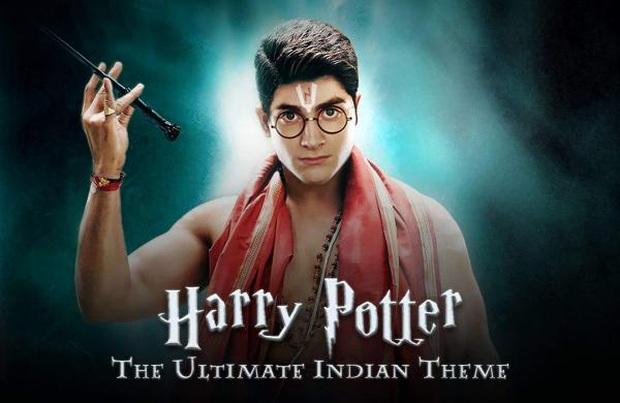 Là fan Harry Potter thì nhớ... bỏ qua phiên bản Ấn Độ lầy không kém Cô Dâu 8 Tuổi, càng xem càng cộc á! - Ảnh 4.