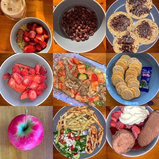 Cô gái người Úc khoe body hậu giảm cân đầy ngoạn mục trên TikTok: giảm 25kg mà không cần từ bỏ đồ ăn vặt - Ảnh 5.