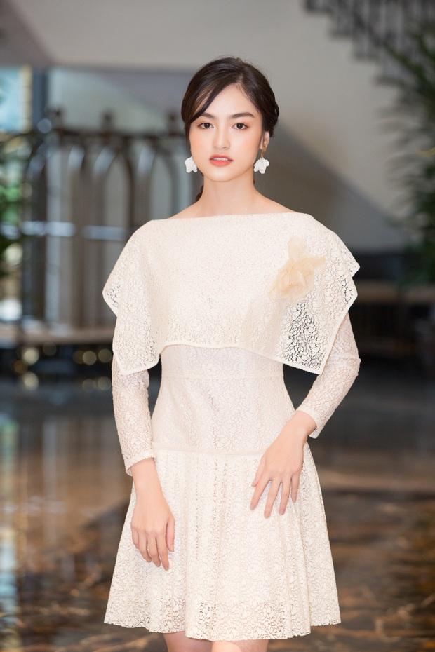 Dàn thí sinh đổ bộ sơ khảo miền Bắc Hoa hậu Việt Nam 2020: Bản sao Châu Bùi nổi bần bật, thí sinh diện váy bánh bèo gây chú ý - Ảnh 3.